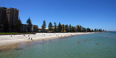 Where to visit when you rent a car in Glenelg