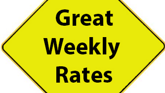 Great Weekly Rates